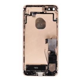 Cadre complet pour iPhone 7 Gold - Or