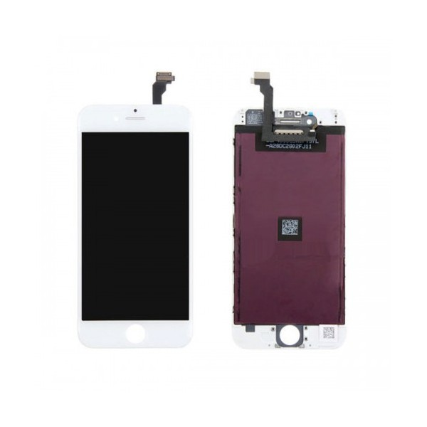Solid Touch-Screen LCD and Original Iphone 6 White