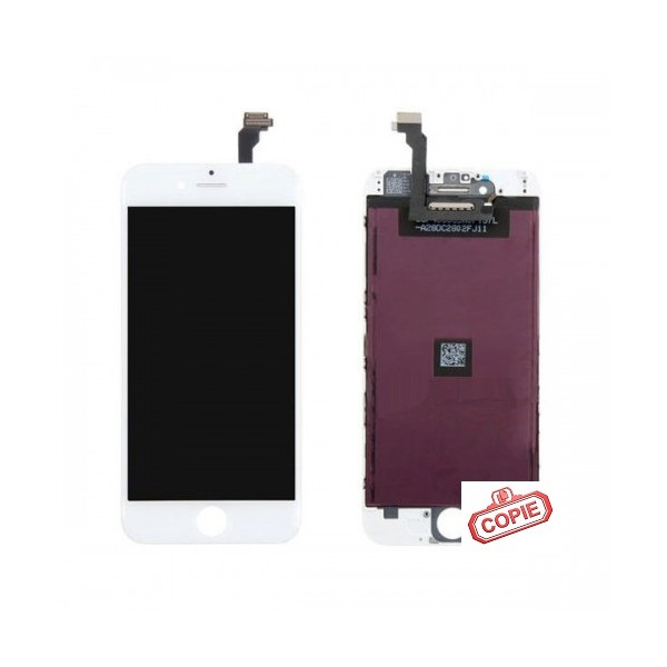 One-Piece Iphone 6 White Copy