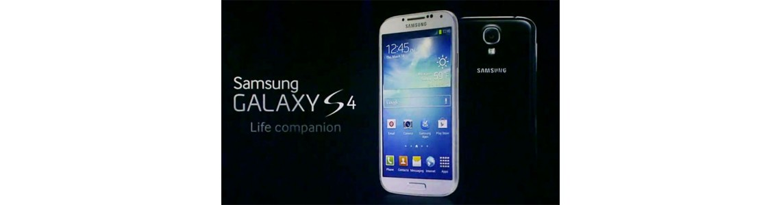 Samsung galaxy S4 I9500 and I9505